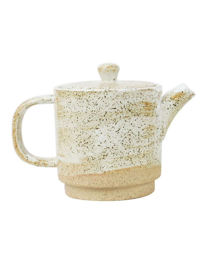 Ceylon Teapot & Cup Set image 2