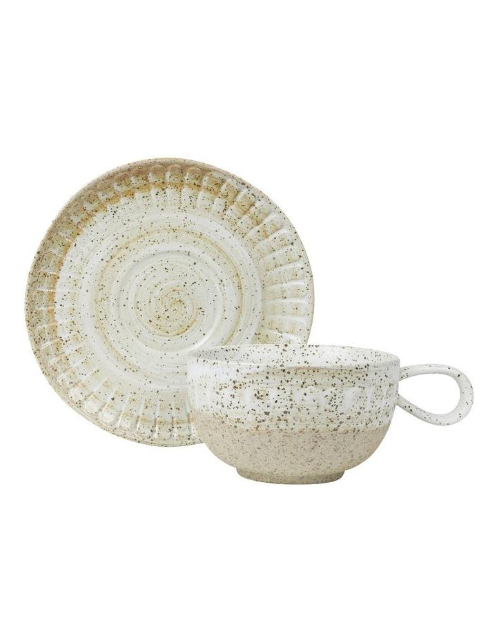 Ceylon Teapot & Cup Set image 3