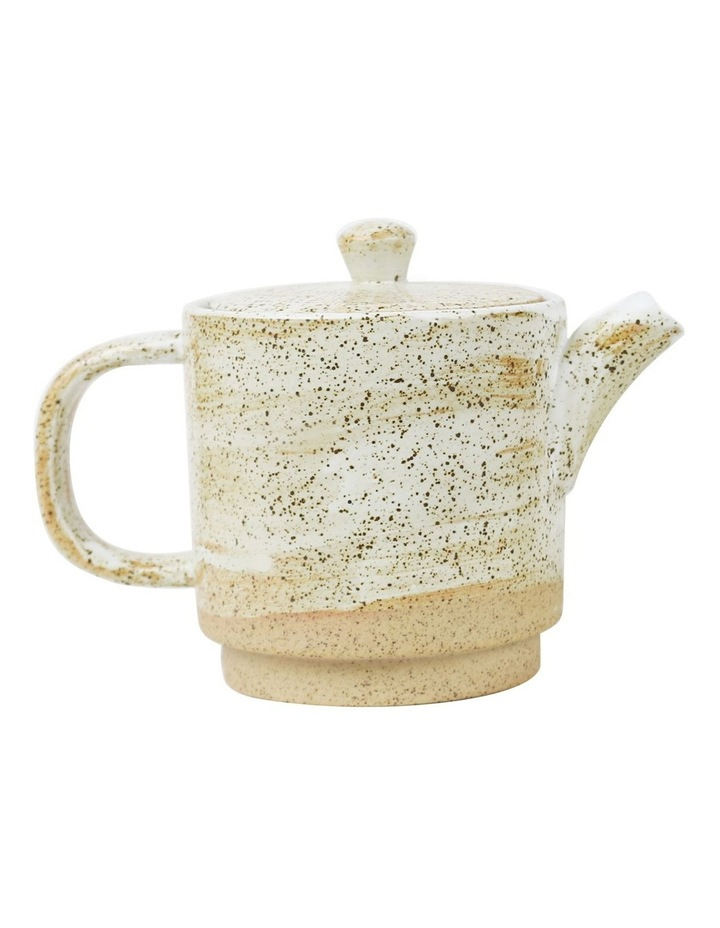 Ceylon Teapot, Cup & Tray Set image 2