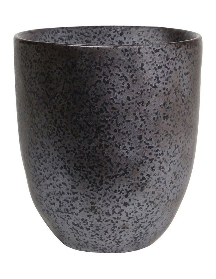Earth Black Teapot & Set-2 Latte Cups image 3
