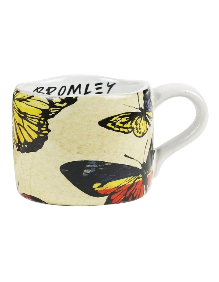 Bromley Childrens Set (Plate & Cup) - Lacquered Butterflies image 3