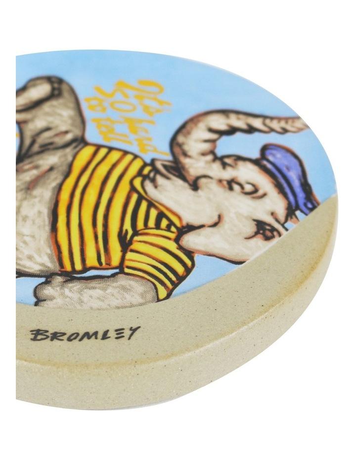 Bromley Round Coaster - Elephant image 2