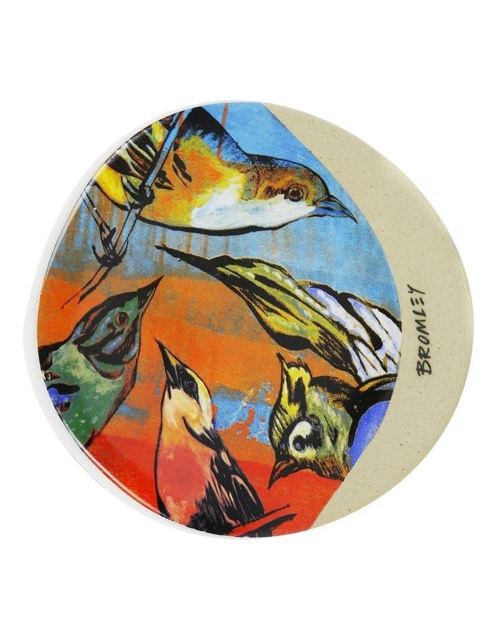 Bromley Round Coaster - 5 x Birds image 1