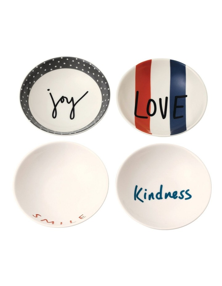 Joy Accents Bowl 14cm (Set of 4) image 1