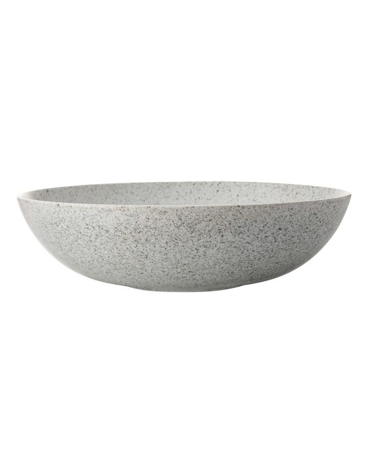 Caviar Speckle Serving Bowl 36x10cm Cream image 1