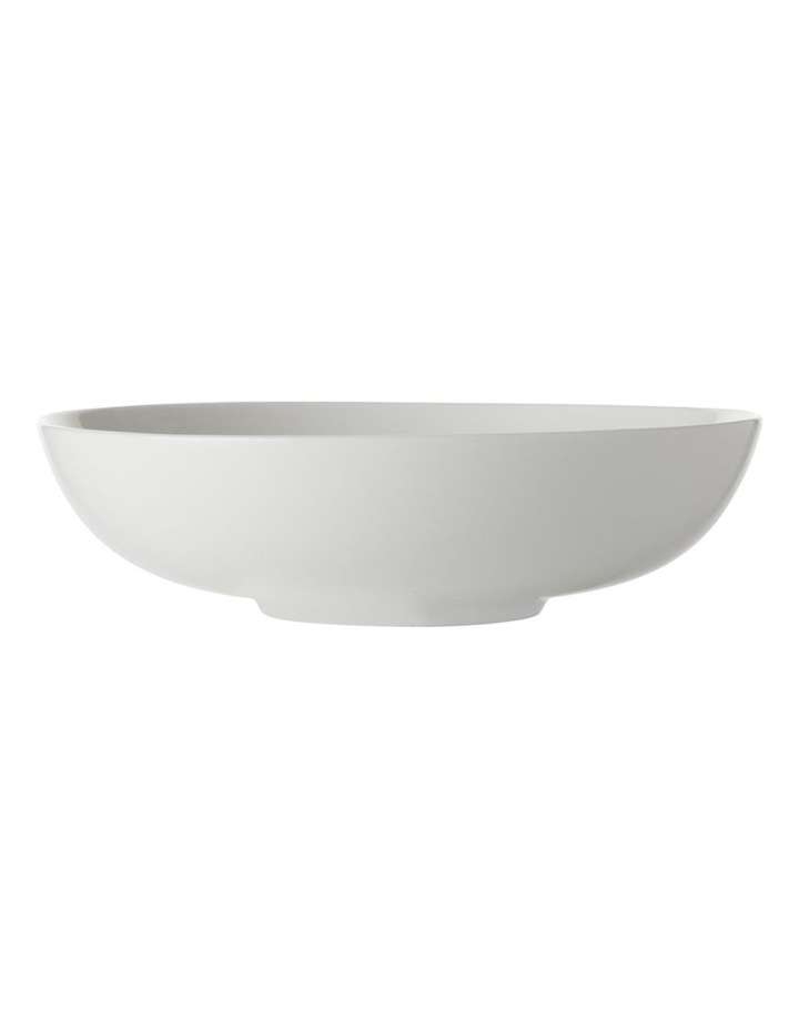 White Basics Coupe Bowl Shallow 18.5cm image 1