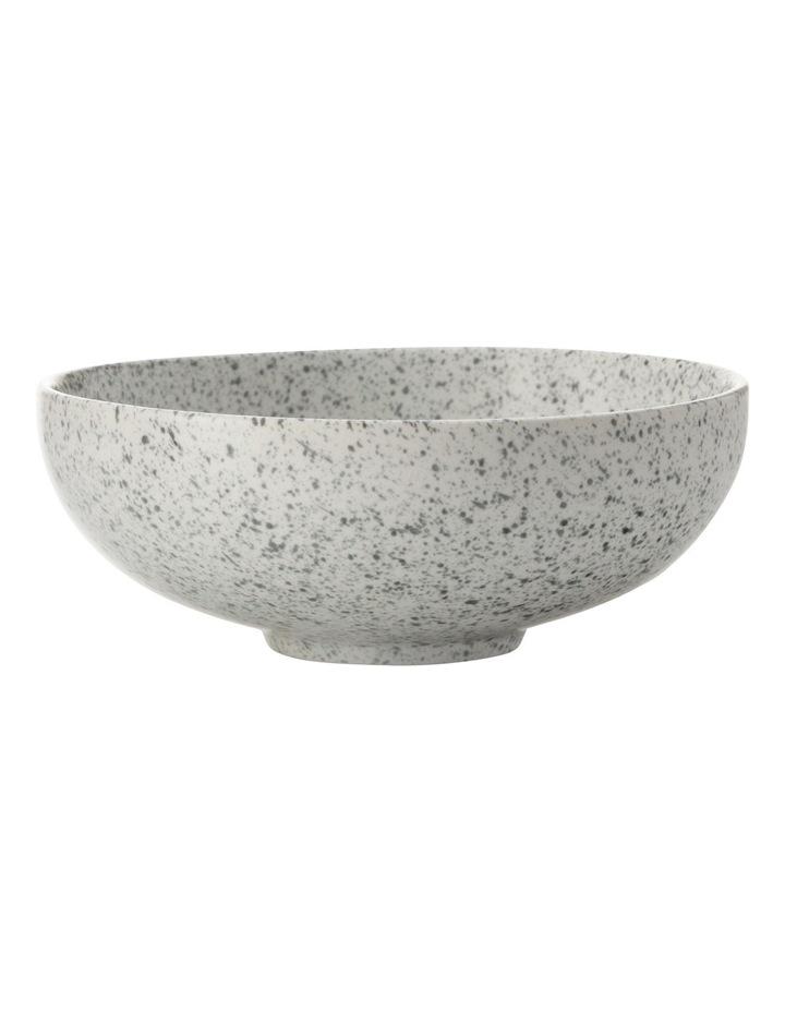 Caviar Speckle Coupe Bowl 19cm Cream image 1