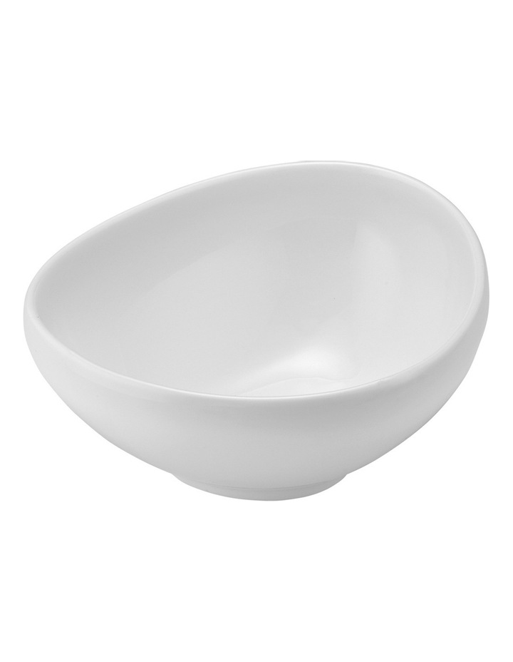Mi Casa Mix & Match Medium Bowl White image 1