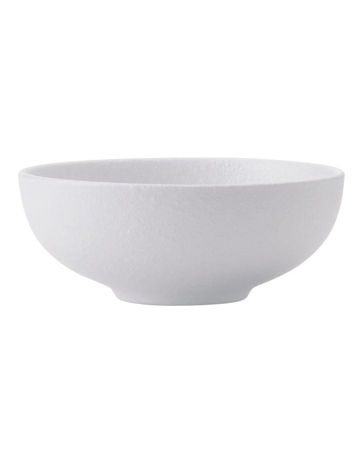 Caviar Coupe Bowl 11x4cm White image 1
