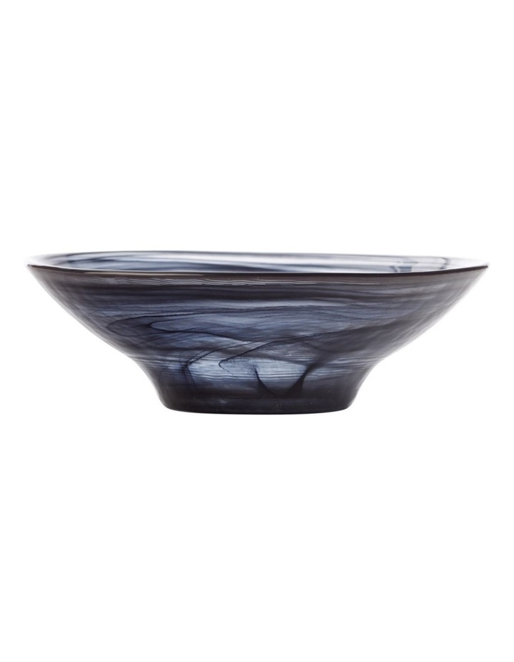Marblesque Bowl 13cm Black image 1