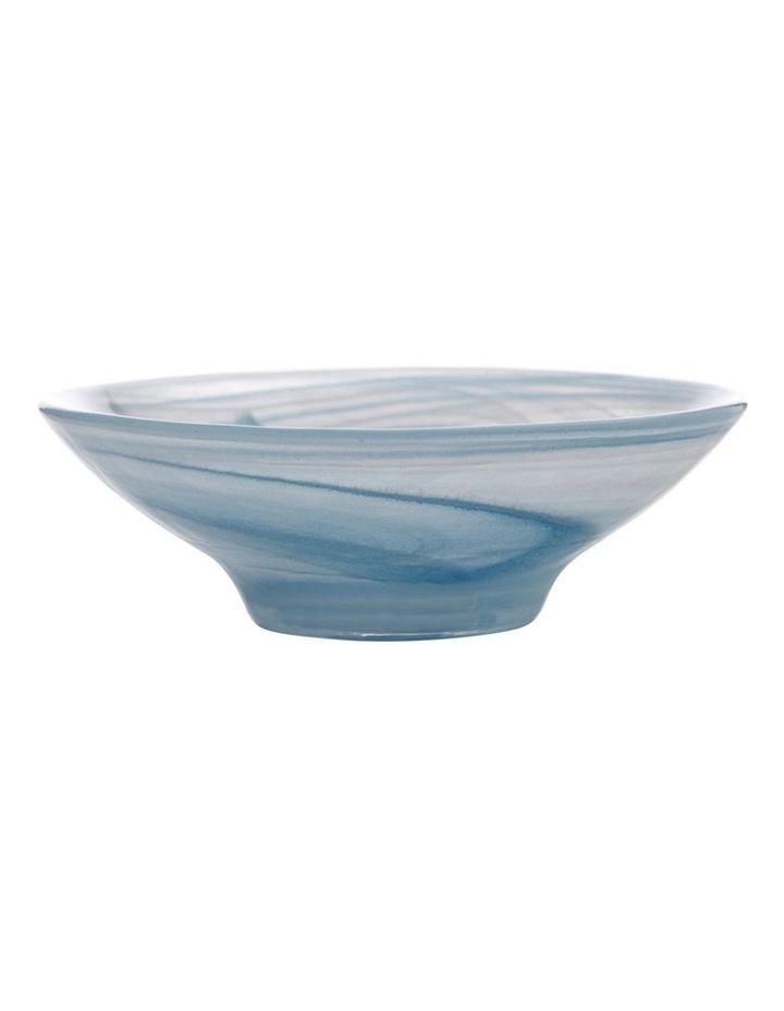 Marblesque Bowl 13cm Blue image 1