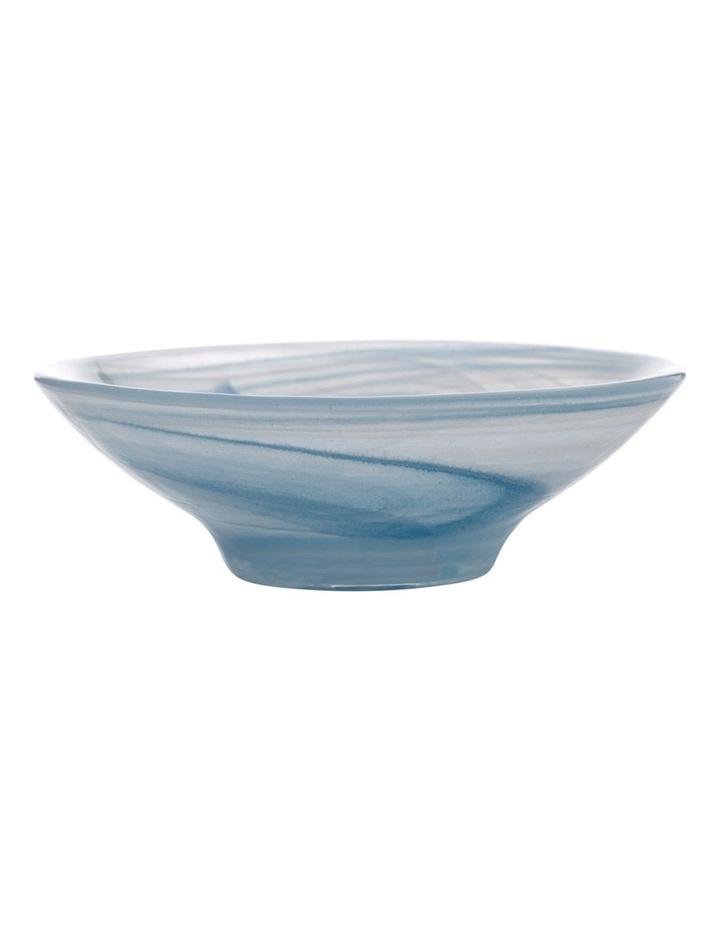 Marblesque Bowl 19cm Blue image 1