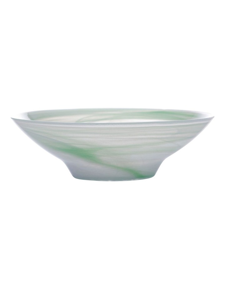 Marblesque Bowl 32cm Mint image 1