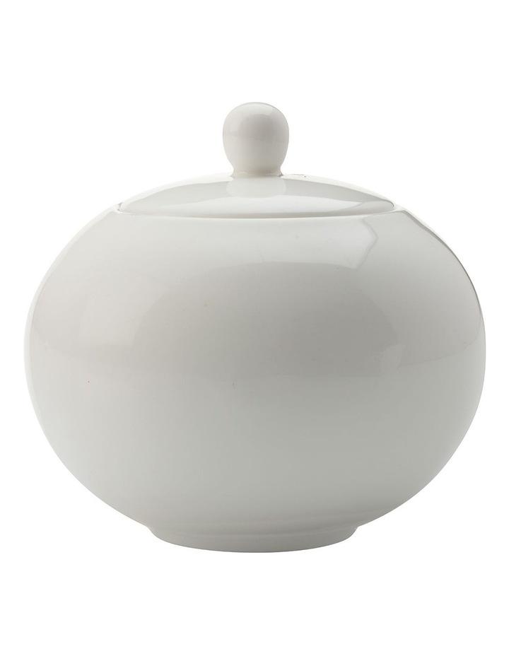 White Basics Sugar Bowl image 1
