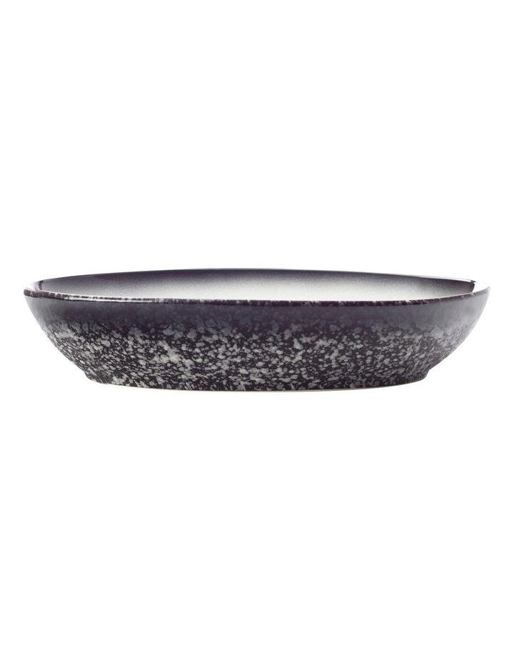 Caviar Granite Oval Bowl 30x20cm image 1