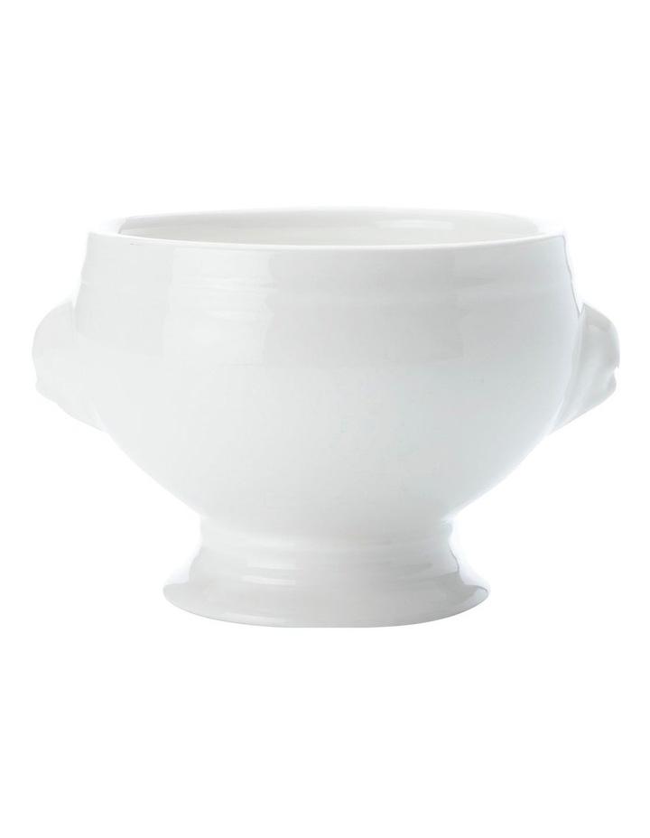 White Basics Lion Soup Bowl 410ML image 1