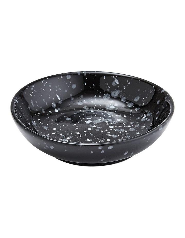 Terrazzo Black Mini Bowl image 1