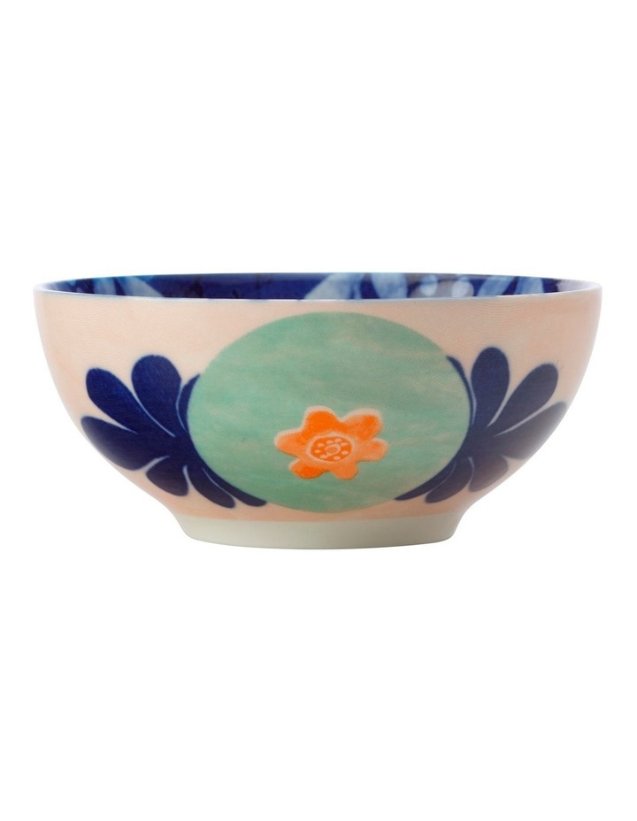 Majolica Bowl 10cm Ink Blue image 1