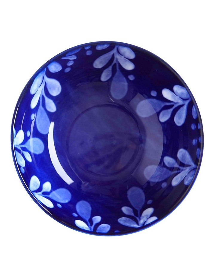 Majolica Bowl 10cm Ink Blue image 2