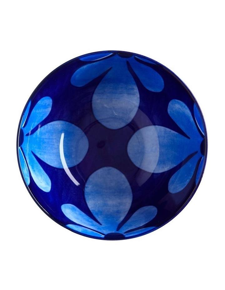 Majolica Bowl 12.5cm Ink Blue image 2