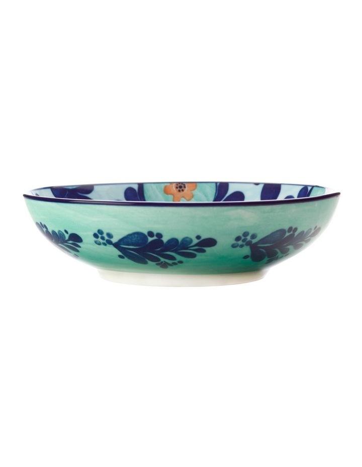 Majolica Coupe Bowl 20cm Sky Blue image 1