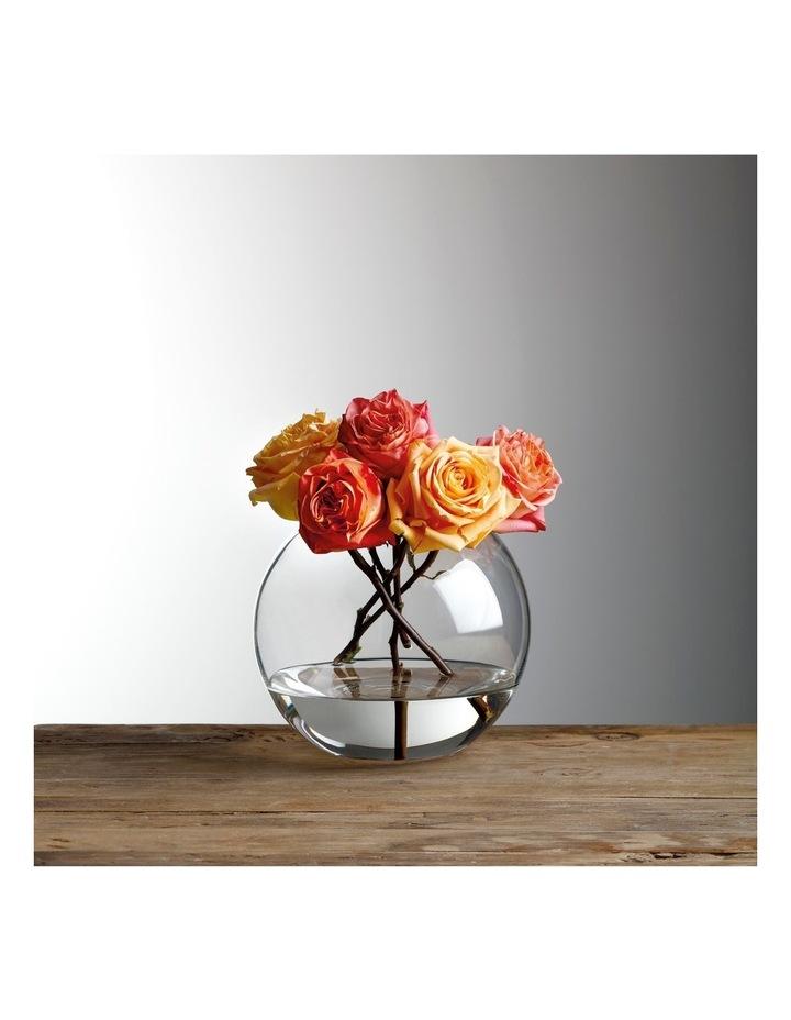 Diamante Rose Bowl 16cm Gift Boxed image 2