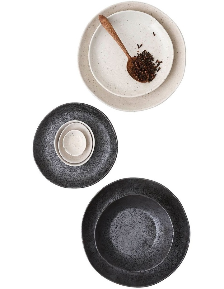 Earth Large Dish 11.5cm Black image 2