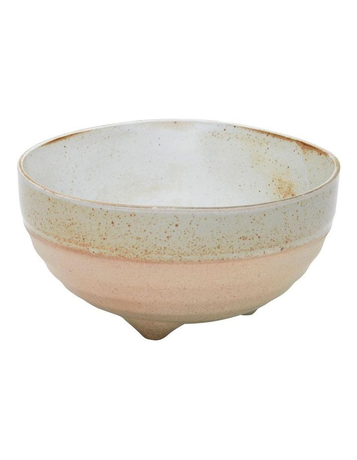 NOMAD Noodle Bowl - 14cm - Footed - White - Set of 4 image 2