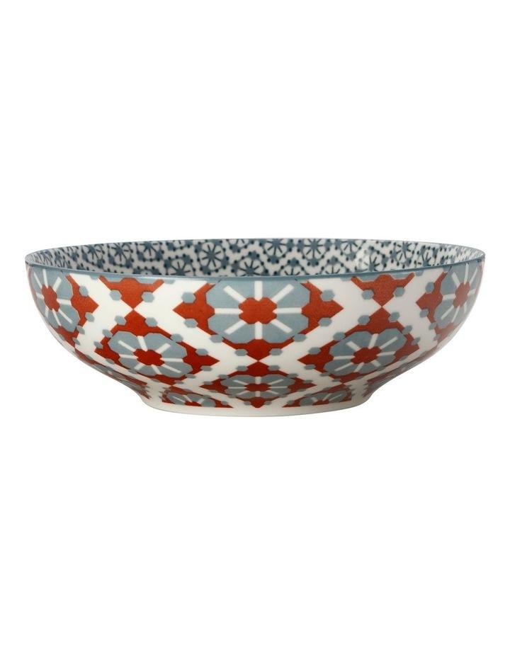 Sintra Coupe Bowl 18cm Terracotta image 1