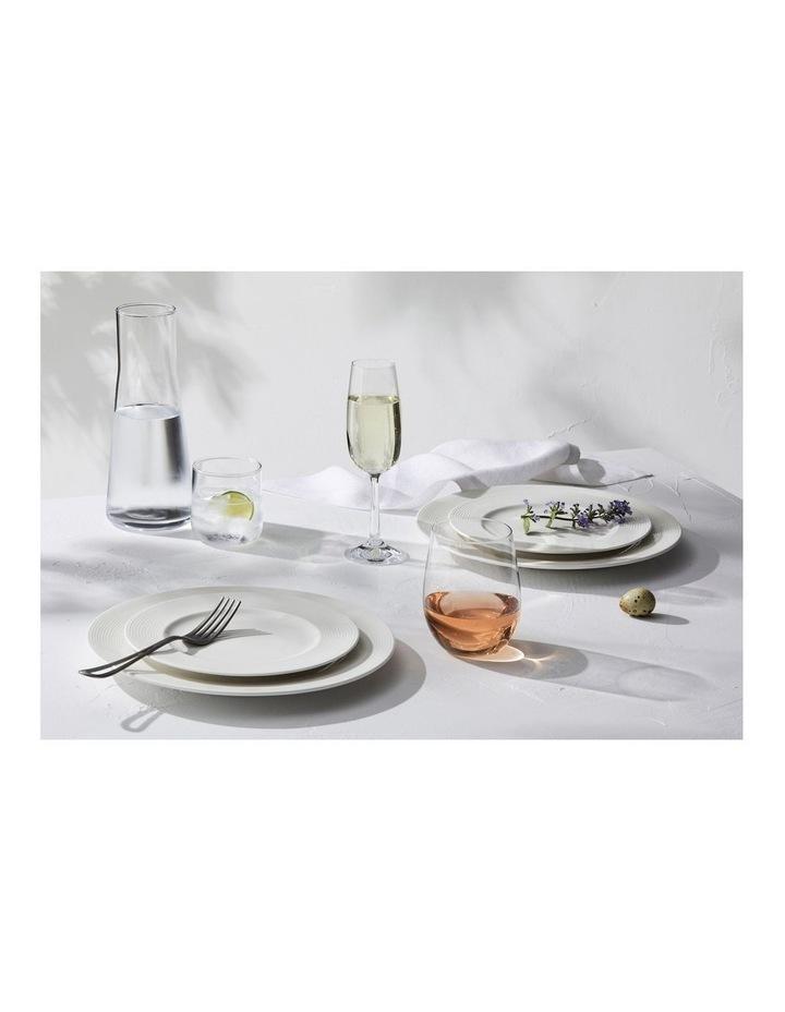 Casual White Evolve Rim Soup 21.5cm image 2
