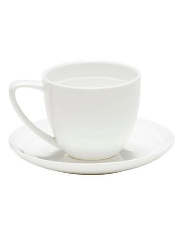 deb8cfa0e61 Salt&PepperEdge Espresso Cup And Saucer - 100Ml. Salt&Pepper Edge Espresso  Cup And Saucer - 100Ml