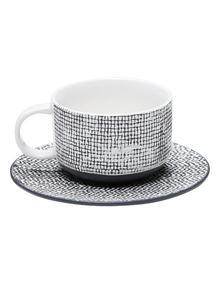 Raww Tea Cup & Saucer image 1