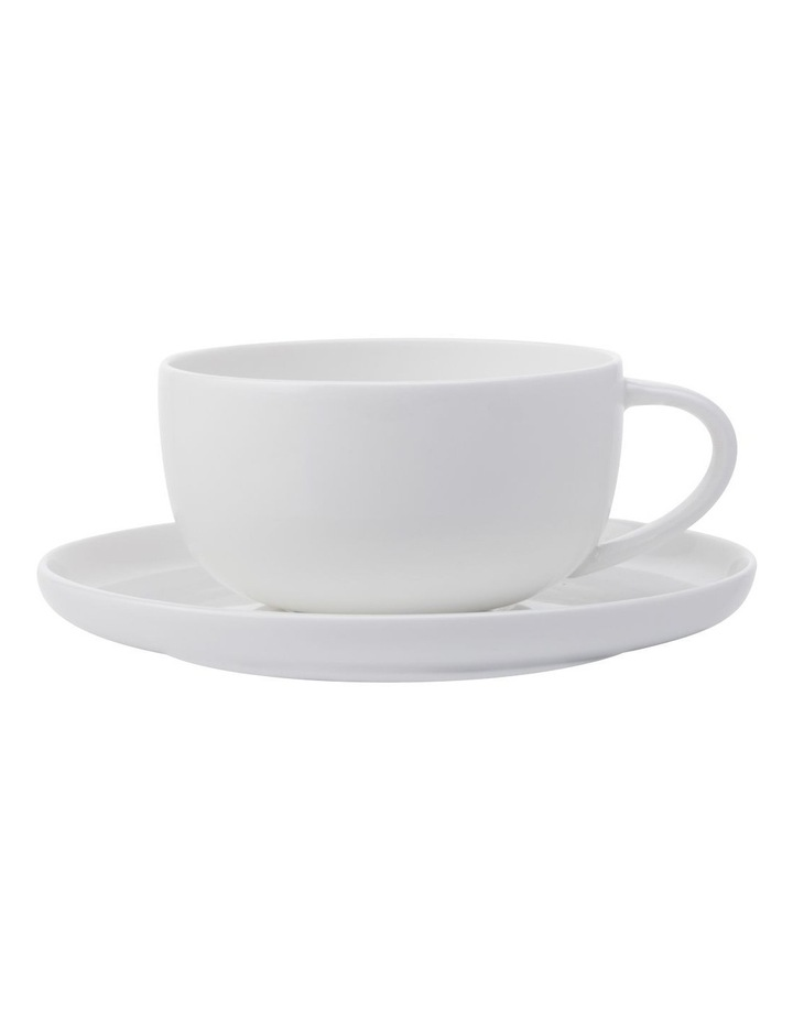 High Rim Cup & Saucer 300ML image 1