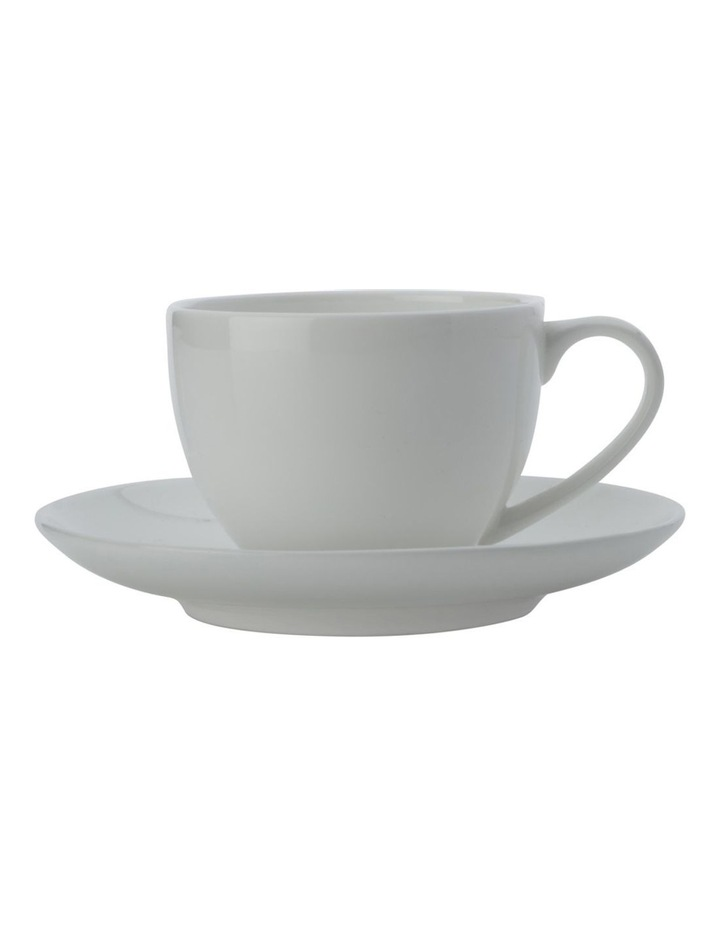 Cashmere Round Demi Cup 100ML & Saucer image 1