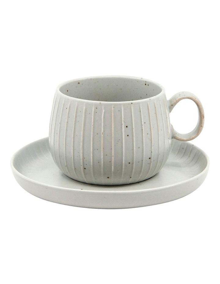 CARO Cup and Saucer Set - 230ml - Set of 4 image 2