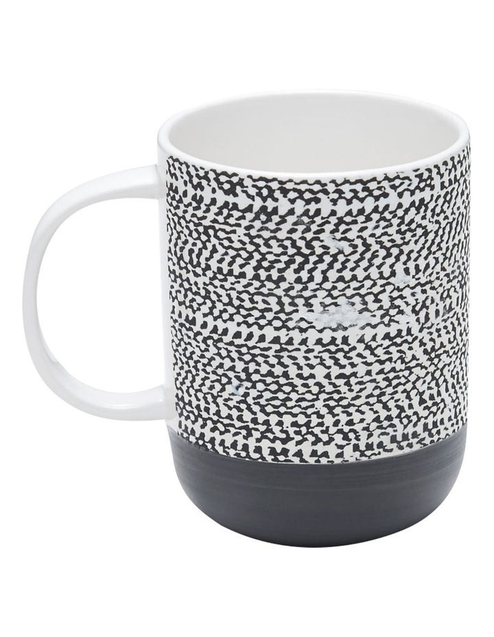 Raww Mug - Black image 2