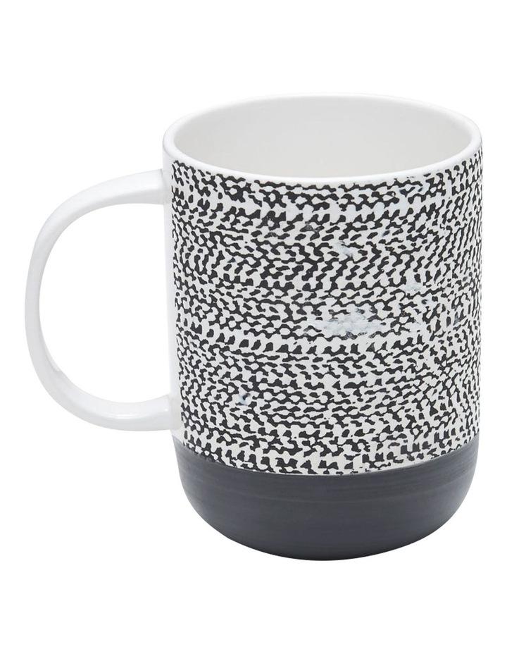 Raww Mug - Black image 1