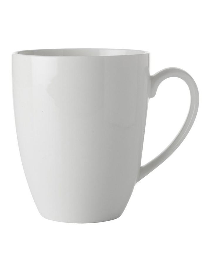 White Basics Coupe Mug 450ML image 1
