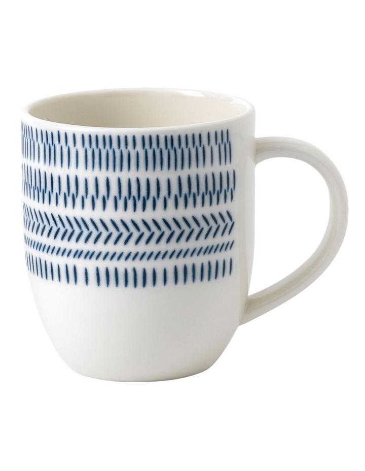 Chevron Mug 400ml image 1