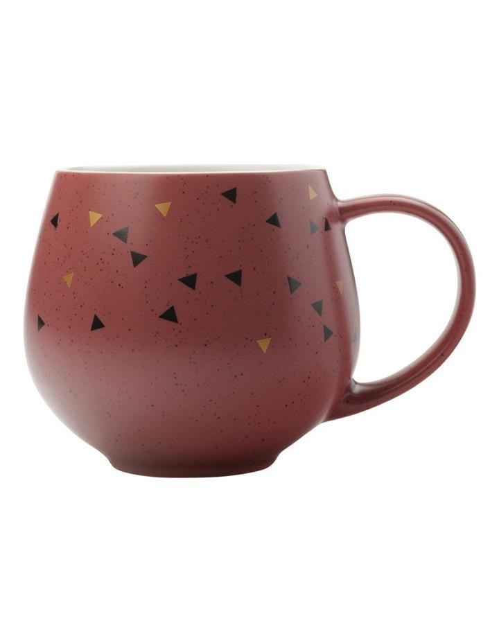 Stardust Snug Mug 450ML Marsala image 1