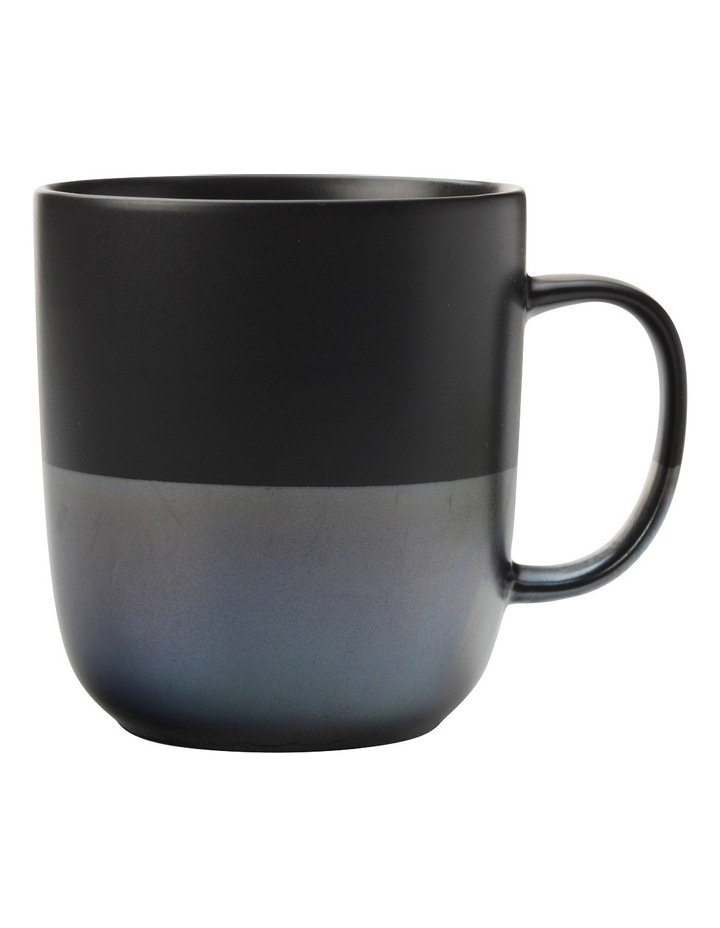 Lune Mug 400ml Black Lustre image 1