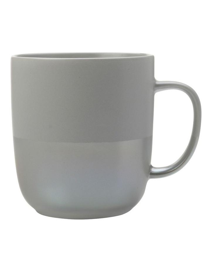 Lune Mug 400ml Grey Lustre image 1