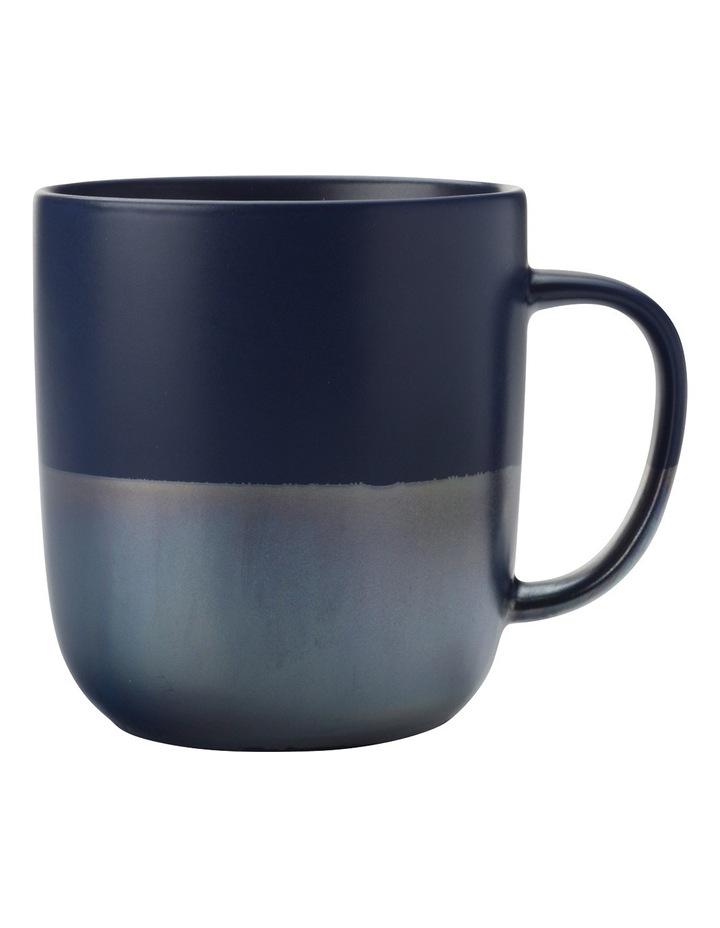 Lune Mug 400ml Navy Lustre image 1