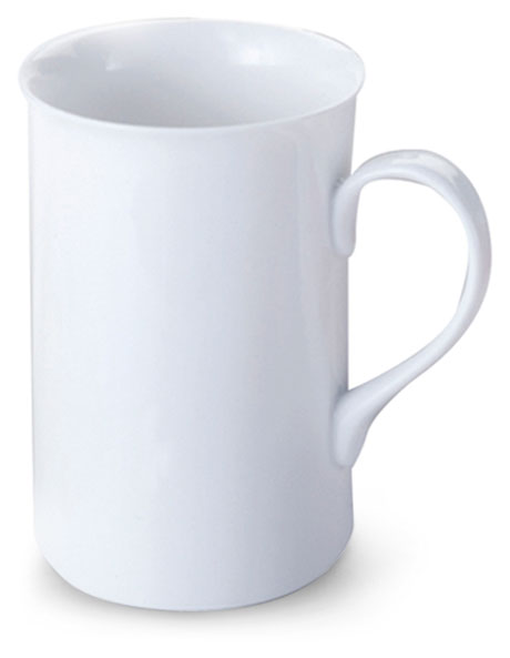 White Basics English Mug 300ml image 1