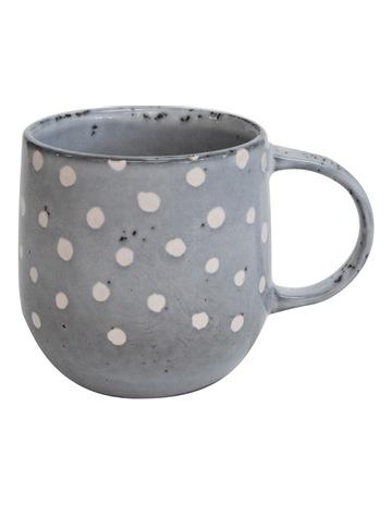 Polka Grey colour