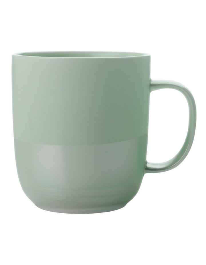 Lune Mug 400ML Pastel Green image 1