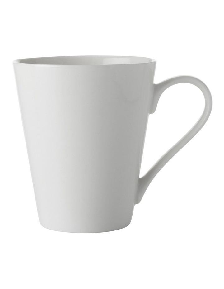 White Basics Conical Mug 300ML image 1