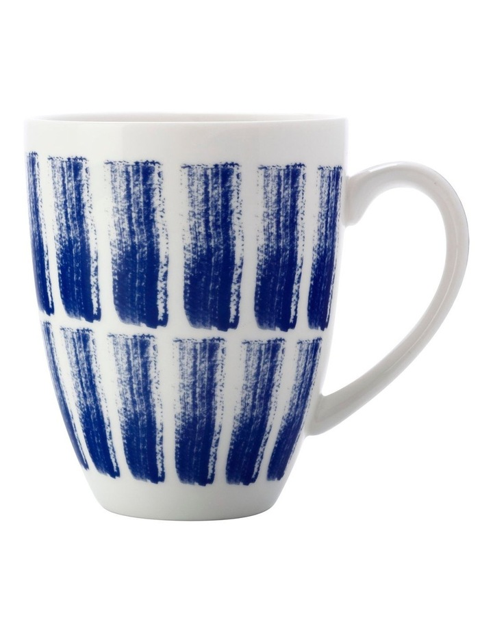 Suomi Mug 400ML Brush Stroke image 1