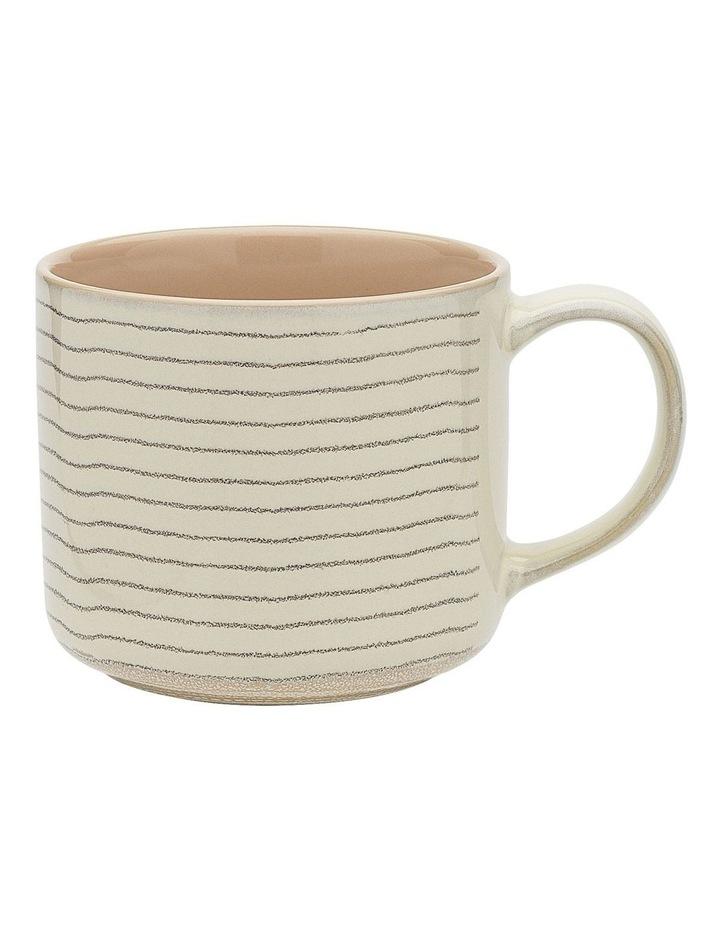 Carbon Peach 340ml Mug image 1
