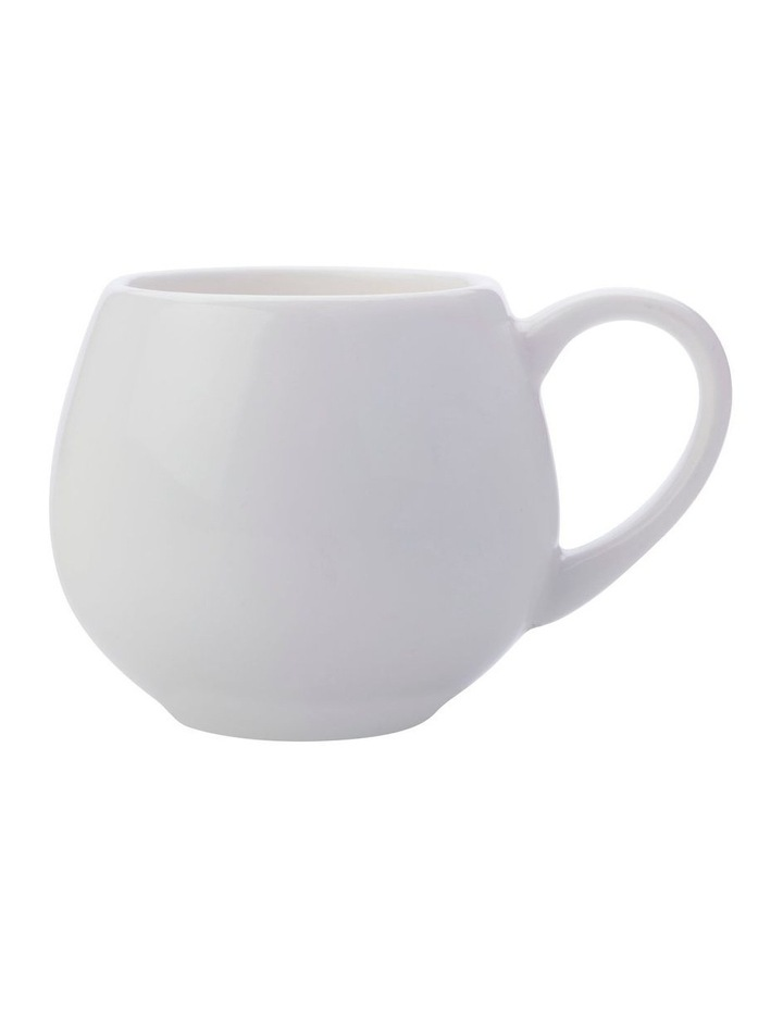 White Basics Mini Snug Mug 120ML White image 1